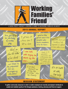 2015 WFF Annual Report